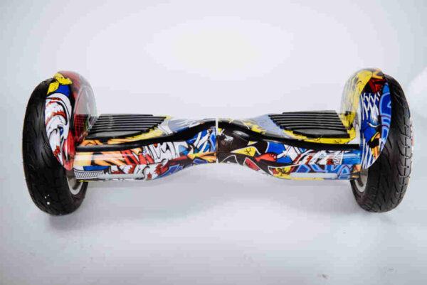 Hoverboard Balance wheel 10,5 Graffiti - Z predu