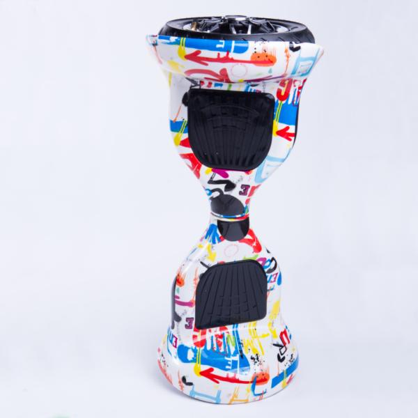 Hoverboard Balancewheel 10 palcov Crazy - Na stojato