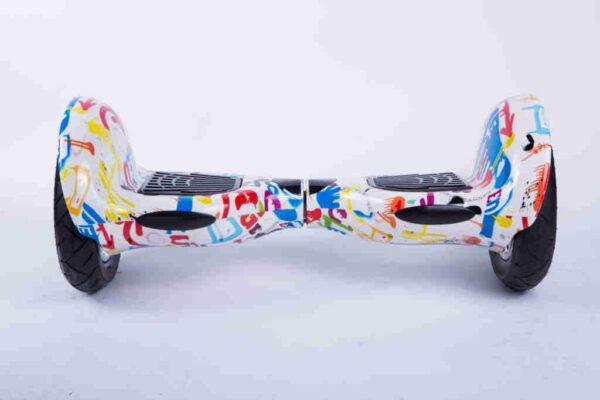 Hoverboard Balancewheel 10 palcov Crazy - Z predu