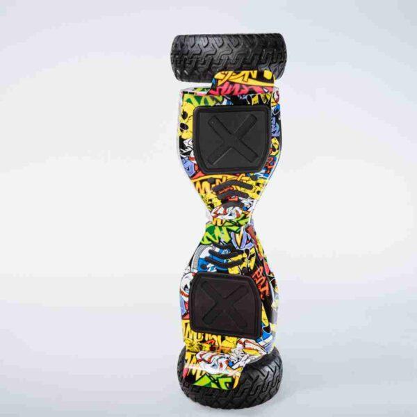 Hoverboard Smart balance offroad Graffiti - Na stojato