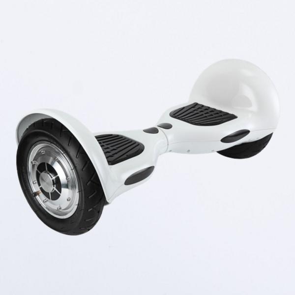 Ultra scooter 10 Biely - Z boku