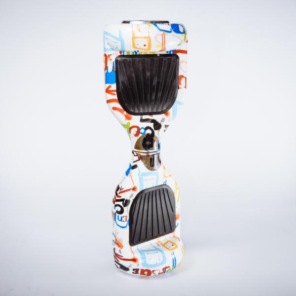 Hoverboard Balancewheel Crazy graffiti - na stojato