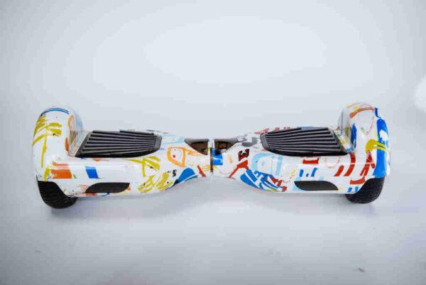 Hoverboard Balancewheel Crazy graffiti - Z predu