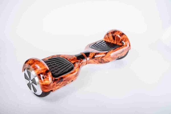 Hoverboard FIRE 6,5 palca - Z boku