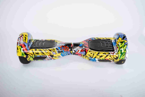 Hoverboard Smart balance Graffiti - Z predu