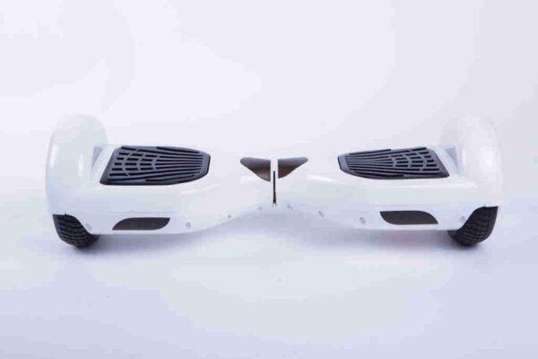 Hoverboard Ultrascooter Biely - Z predu