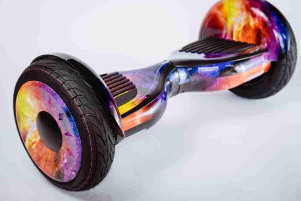 Hoverboard 10,5 Balancewheel Nebeská farba Z boku