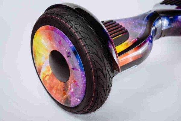 Hoverboard 10,5 Balancewheel Nebeská farba Z boku detail