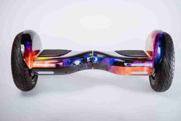 Hoverboard 10,5 Balancewheel Nebeská farba spredu
