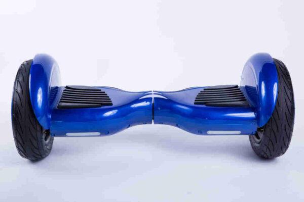 Hoverboard Kolonožka 10,5 palca Modrá Z predu