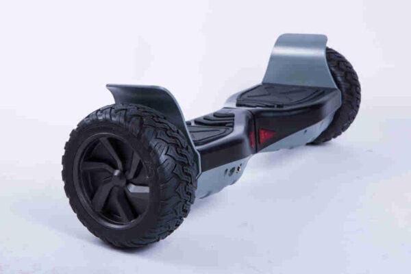 Hoverboard X3 Čierny Z boku