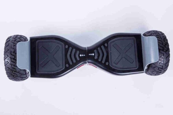 Hoverboard X3 Čierny Z hora