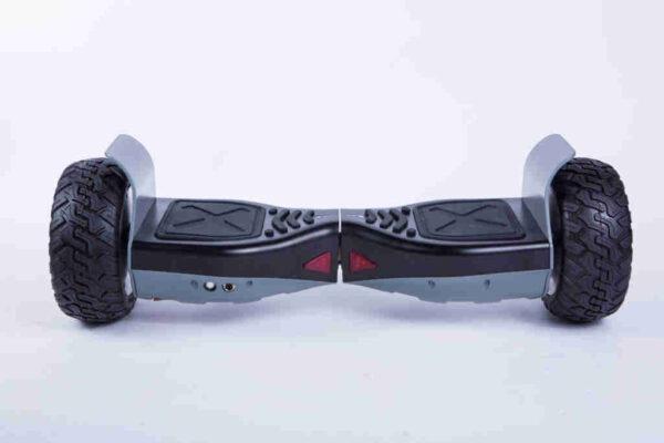 Hoverboard X3 Čierny spredu