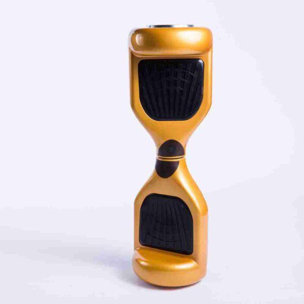 Hoverboard balancewheel zlatý na stojato