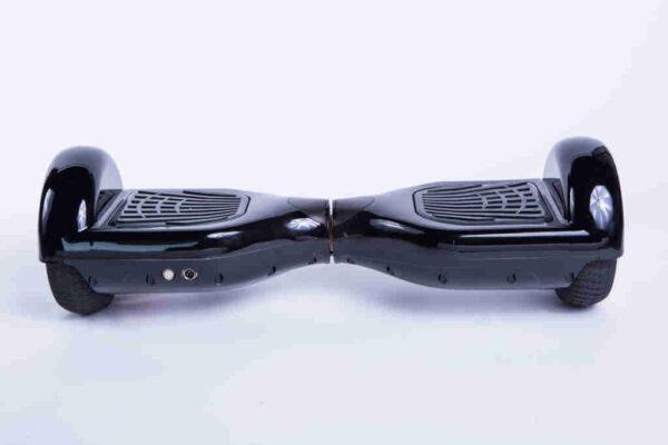 Hoverboard ecolite čierny spredu