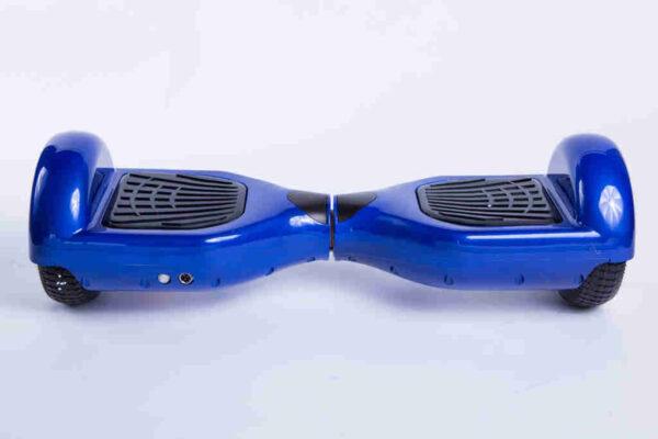 Hoverboard kolonožka 6,5 palcová modrá spredu