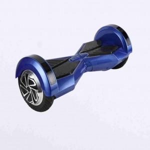 Hoverboard Kolonožka 8 palcová Modrá z boku