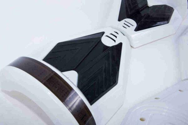Kryty na 8 palcový hoverboard detail z boku