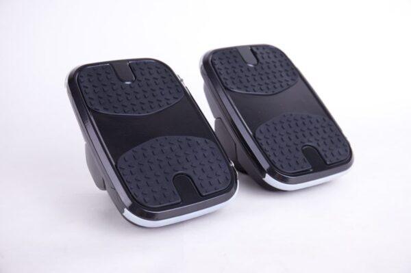 NOVINKA Hovershoes gyroskopické boty černá barva