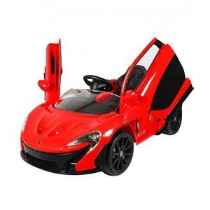 Elektrické autíčko Microlife McLaren červené