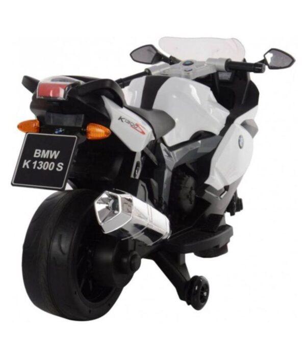 Elektrická motorka BMW JT528 bílá