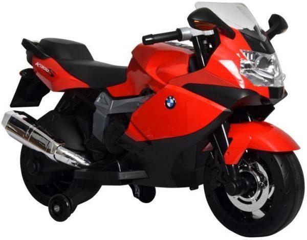 Elektrická motorka BMW JT528 červená