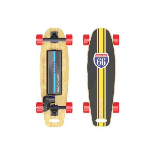 Elektrický skateboard Bench Wheel Route 66